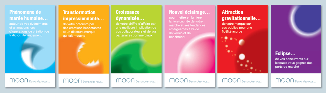 Agence moon - argumentaire